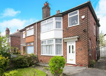 Thumbnail 3 bed semi-detached house for sale in Edale Avenue, Reddish, Stockport