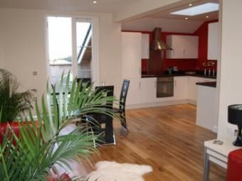 Thumbnail 3 bed flat to rent in Commercial Street, Morley, Leeds
