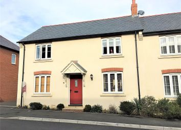 Thumbnail 3 bed semi-detached house for sale in Courage Way, Chickerell, Weymouth