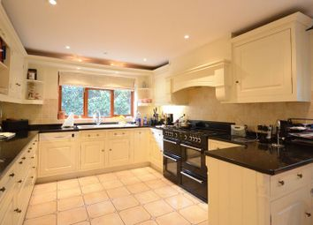 Thumbnail 4 bed detached house to rent in Ambleside Road, Lightwater