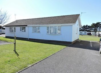 Thumbnail 2 bed property for sale in Gower Holiday Village, Monksland Road, Scurlage