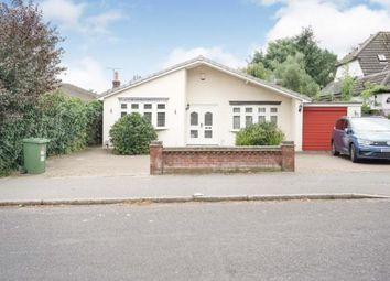 Thumbnail 3 bed bungalow for sale in Hornchurch, Essex, United Kingdom