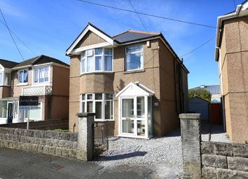 Thumbnail 4 bed detached house for sale in Lands Park, Plymstock, Plymouth