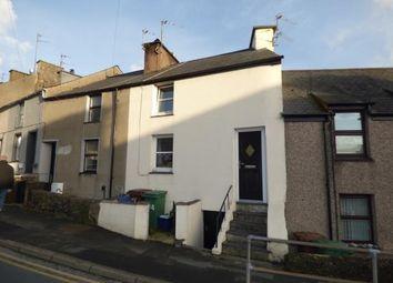 Thumbnail 2 bed terraced house for sale in Caernarfon Road, Pwllheli, Gwynedd