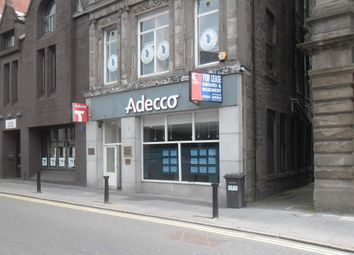 Thumbnail Retail premises to let in Ground Floor Office & Basement, 21 Albert Square, Dundee