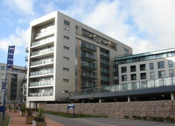 Thumbnail 2 bed flat to rent in Caldey Island House, Prospect Place, Cardiff Bay