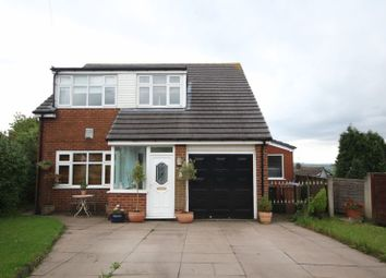 Thumbnail 3 bed detached house for sale in Highfield Road, Norden, Rochdale