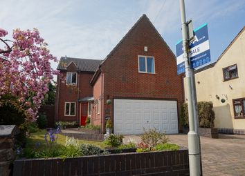 Thumbnail 4 bed detached house for sale in St. Christophers Park, St. Christophers Road, Ellistown, Coalville