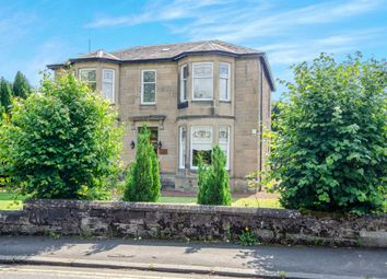 Thumbnail 3 bed flat for sale in West Coats Road, Cambuslang, Glasgow