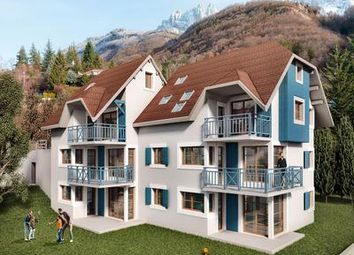 Thumbnail 3 bed apartment for sale in Talloires, Haute-Savoie, France