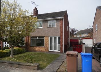 Thumbnail 3 bed semi-detached house to rent in Rosedale Close, Long Eaton