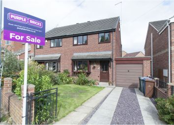 Thumbnail 3 bed semi-detached house for sale in Ward Street, Sheffield