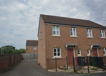 Thumbnail 2 bed semi-detached house to rent in Valley Gardens Kingsway, Quedgeley, Gloucester