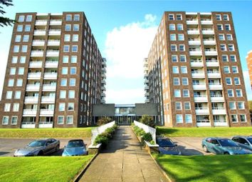 Thumbnail 2 bed flat for sale in Seabright, West Parade, Worthing