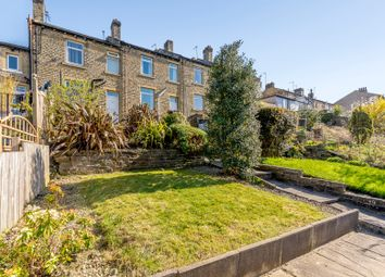 Thumbnail 2 bed terraced house for sale in Thornhill Road, Brighouse
