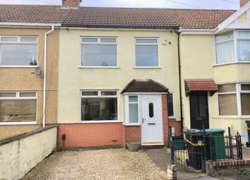 Thumbnail 2 bed terraced house for sale in Alderney Avenue, Broomhill, Bristol, .