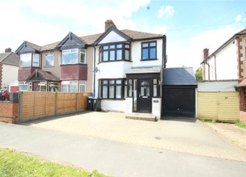 Meadway, Warlingham, Surrey CR6. 3 bed semi-detached house