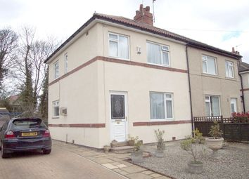 Thumbnail 3 bed semi-detached house to rent in Barleyfields Terrace, Wetherby