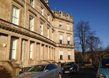 Thumbnail 1 bed flat to rent in Crown Circus, Glasgow