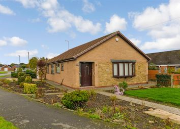 Thumbnail 3 bed detached bungalow for sale in Norfolk Avenue, Burton-Upon-Stather, Scunthorpe