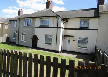 Thumbnail 3 bedroom terraced house for sale in North Oval, Dudley