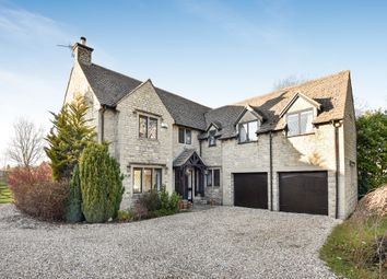 Thumbnail 5 bed detached house for sale in Pine Halt, Station Road, Andoversford, Cheltenham