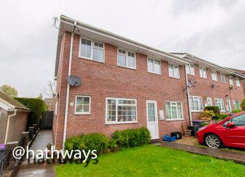 Thumbnail 2 bed end terrace house for sale in Bryn Eglwys, Croesyceiliog, Cwmbran