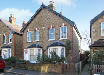 Thumbnail 3 bed semi-detached house for sale in Wolsey Road, Hampton Hill, Hampton