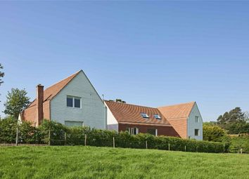 Thumbnail 4 bed detached house for sale in Hopton Yard, Yoxford, Suffolk