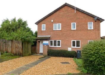 Thumbnail 1 bedroom terraced house to rent in Jasmine Way, Yaxley, Peterborough