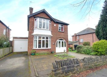 Thumbnail 3 bedroom detached house for sale in Bedale Road, Sherwood, Nottingham