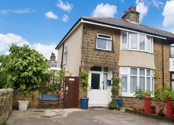 Thumbnail 3 bed semi-detached house for sale in Vincent Avenue, Eastburn, West Yorkshire