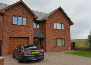 Thumbnail 6 bed detached house for sale in Maes Morgan, Tredegar, Blaenau Gwent