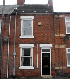 Thumbnail 2 bed property to rent in Cresswell Street, Worksop