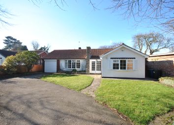 Thumbnail 3 bed detached bungalow for sale in Old Bawtry Road, Finningley, Doncaster