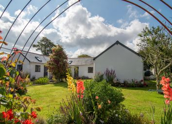 Thumbnail 3 bed detached bungalow for sale in Lower Polladras, Breage, Helston