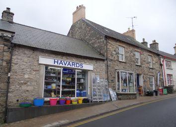 Thumbnail Retail premises for sale in East Street, Newport, Pembrokeshire