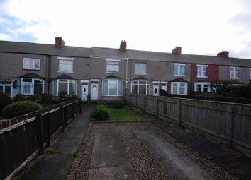 2 bed terraced house for sale in Third Avenue, Ashington NE63