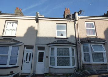 Thumbnail 2 bedroom property to rent in Victory Street, Plymouth, Devon