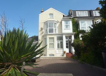 Thumbnail 1 bedroom flat for sale in Apsley Terrace, Ilfracombe