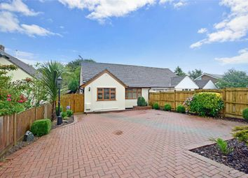 Thumbnail 3 bed bungalow for sale in Canterbury Road, Densole, Folkestone, Kent