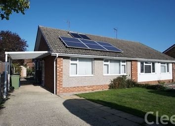 Thumbnail 2 bed bungalow for sale in Wellbrook Road, Bishops Cleeve, Cheltenham