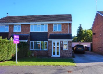 Thumbnail 3 bed semi-detached house for sale in Hollow Lane, Ashbourne