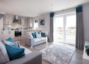 "Thumbnail 2 bed flat for sale in ""Teal"" at Town Lane, Southport"