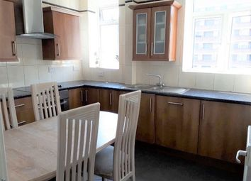 Thumbnail 3 bed flat to rent in Leighton Road, London