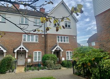 Sunrise Way, Kings Hill, West Malling ME19. 4 bed town house for sale