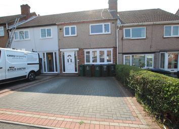 Thumbnail 4 bed terraced house for sale in Aldbury Rise, Coventry