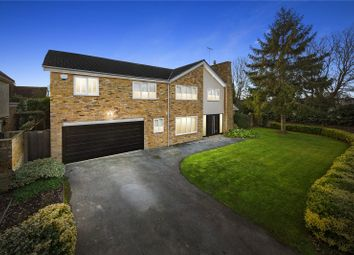 Thumbnail 5 bed detached house for sale in The Heythrop, Chelmsford, Essex