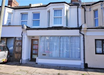 Thumbnail 4 bed terraced house for sale in Orwell Road, Clacton-On-Sea
