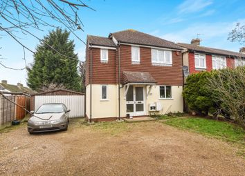 Thumbnail 3 bed detached house for sale in Alpine Avenue, Tolworth, Surbiton